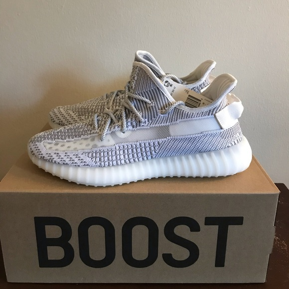 size 40 73d48 c673c Yeezy 350 static NWT